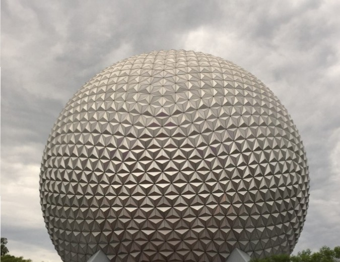 Spaceship Earth to Transform into the Death Star