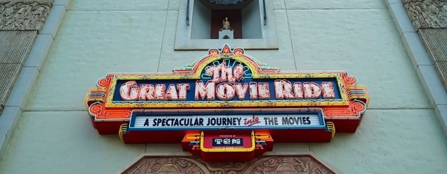 TCM and Disney Mixes Things Up With New Changes to The Great Movie Ride