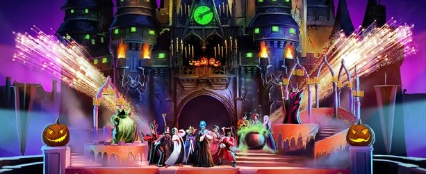 New Show to Debut at Mickey's Not-So-Scary Halloween Party in 2015!