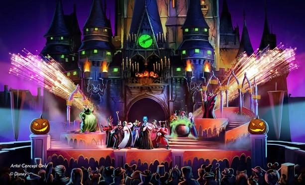 the hocus pocus villain spelltacular concept art