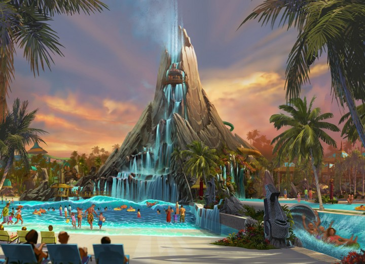 Universal to Host Grand Opening Live Stream at Volcano Bay