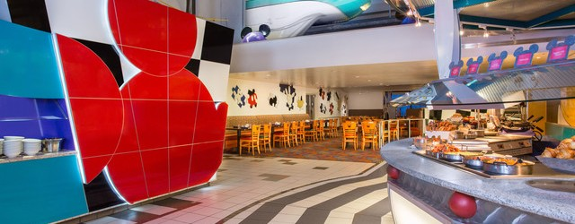 Chef Mickey's Relocation Cancelled at Disney's Contemporary Resort