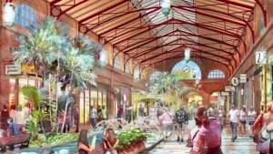 Disney Springs Town Center Concept Art