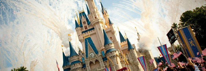 Booking a First Family Trip to Walt Disney World