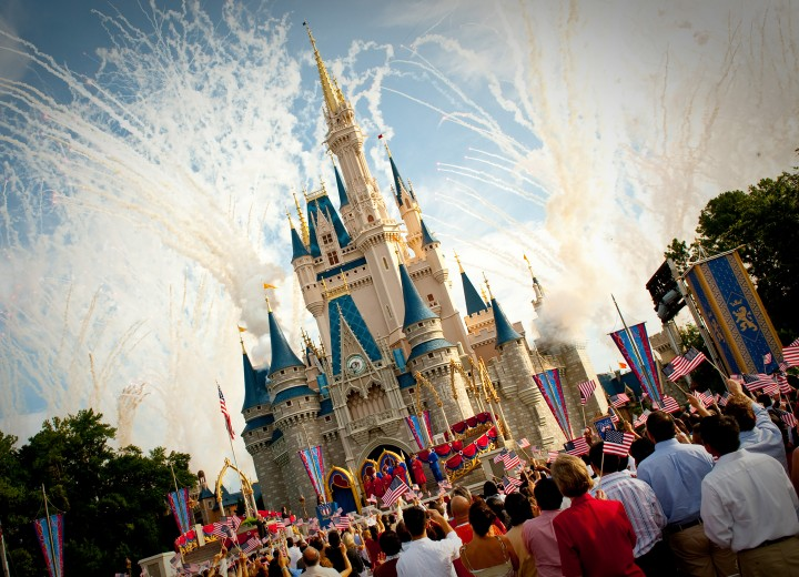 Watch the New Magic Kingdom Welcome Show!