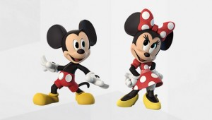 Disney Infinity 3.0 Classic Mickey and Minnie Mouse