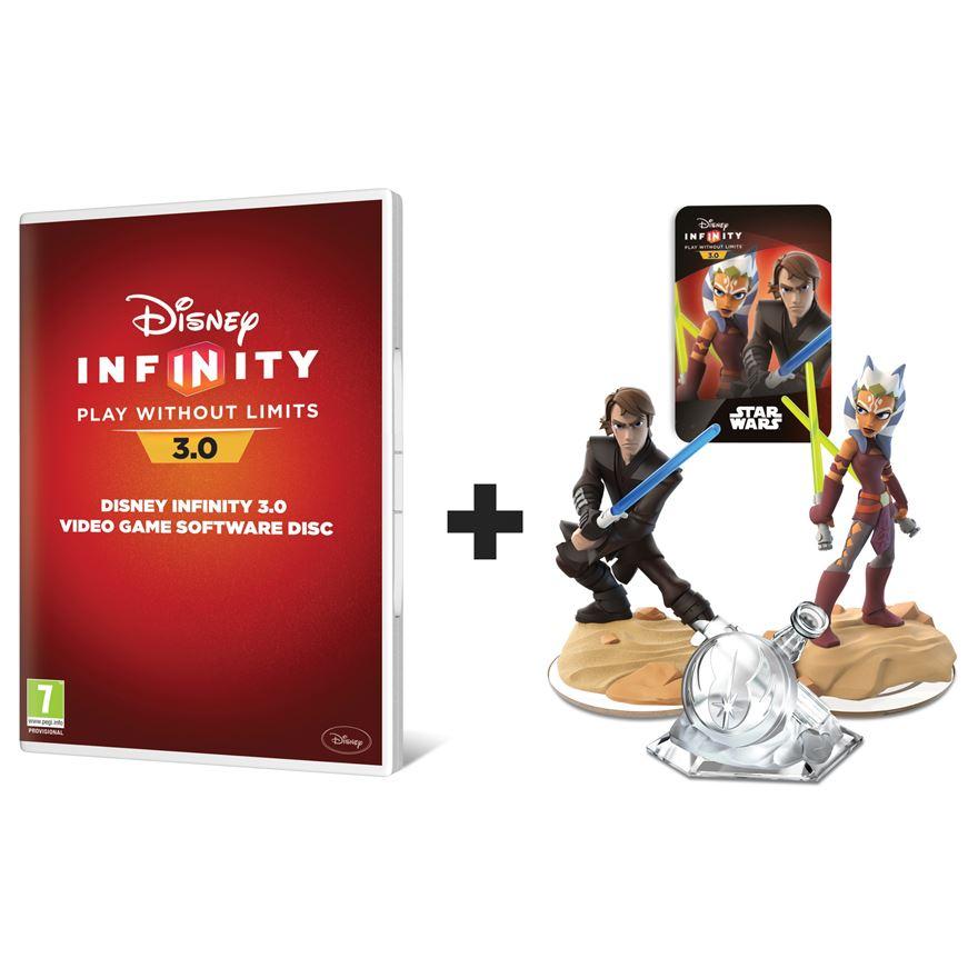 infinity 3 0. Disney Infinity 3.0 Twilight Of The Republic Playset 3 0