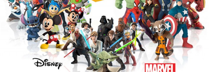 Disney Infinity 3.0 – Complete List of Characters and Playsets