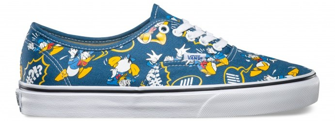 Disney and Vans Team Up For Disney Inspired Merchandise