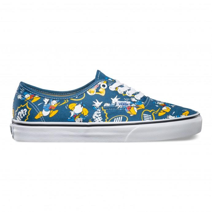 Donald Duck Vans Shoes