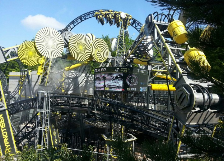 Alton Towers Smiler Crash and its impact on theme parks in the UK