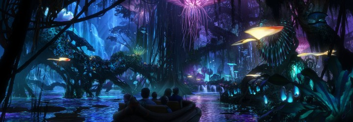 River Cruise Set To Open In AVATAR Land In 2017