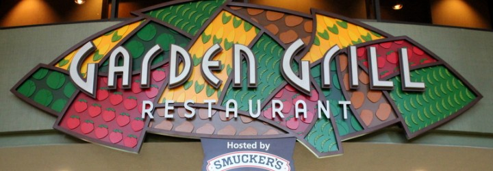 Epcot's Garden Grill Restaurant To Serve Breakfast and Lunch