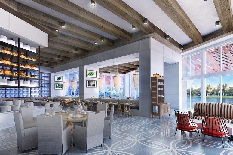 Loews Sapphire Falls Resort Amatista Cookhouse rendering