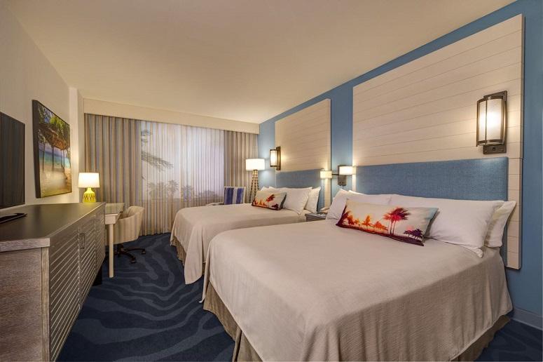 Loews Sapphire Falls Resort Bedroom