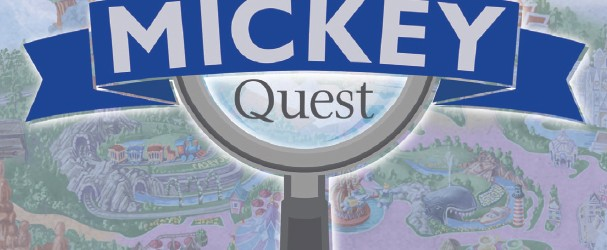 Looking for Mickey Quest Coming to Disneyland Resort