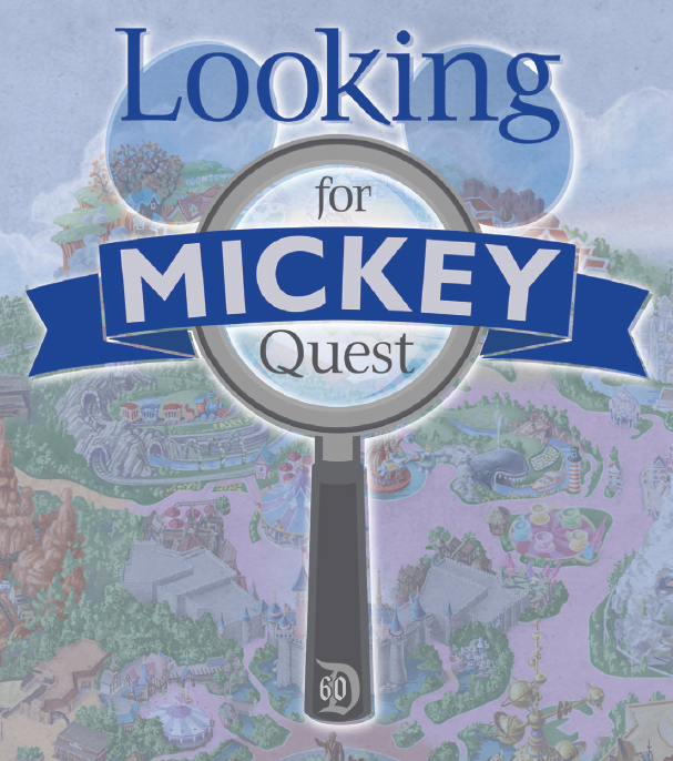 Looking for Mickey Quest Logo