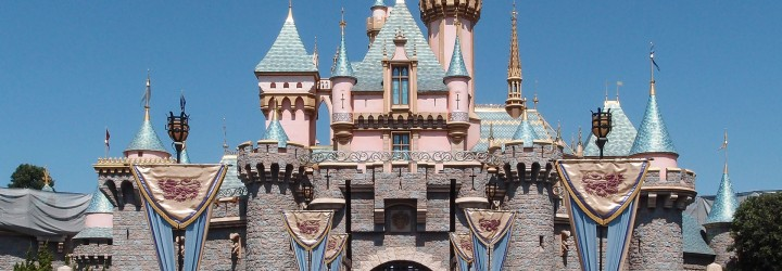 Happy 60th Birthday Disneyland!