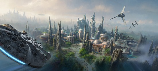 Star Wars and Toy Story Expansion – Predicted Locations At Disney's Hollywood Studios