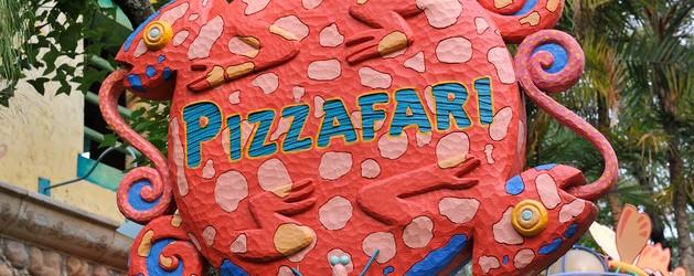 Animal Kingdom's Pizzafari To Close Until Late Fall
