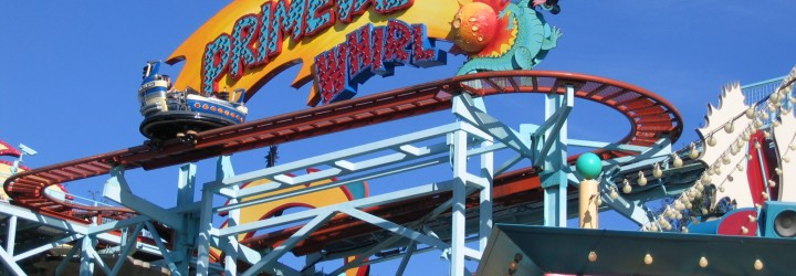 Primeval Whirl To Close For Refurbishment This Month