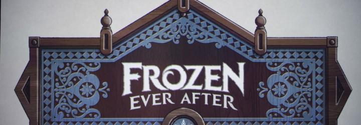 Disney Reveals New Details on Epcot's Frozen Ever After