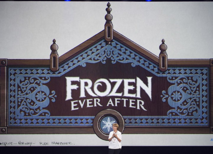 Disney Reveals New Details on Epcot's Frozen Ever After