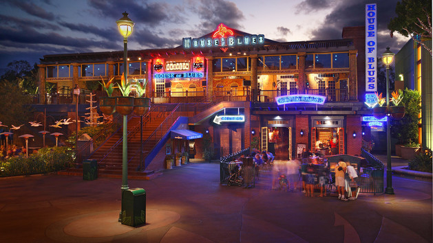 House of Blues Closing Date in Disneyland Announced