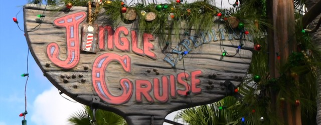 Jingle Cruise and Frozen Characters Returning for Magic Kingdom Festivities in 2015