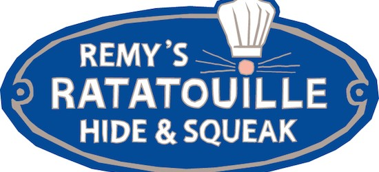 Ratatouille Hide & Squeak – Find Remy At This Years Food and Wine Festival