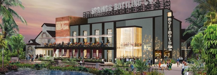 Morimoto Asia to Open on September 30 2015