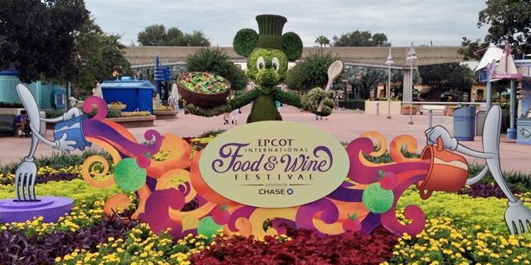 Orlando Food And Wine Festival October