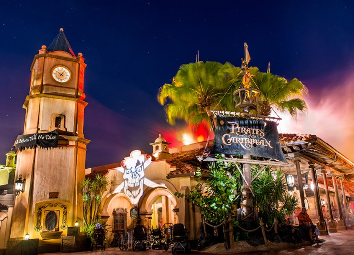 Episode 125 – We Read Poor Reviews of Pirates of the Caribbean at Magic Kingdom