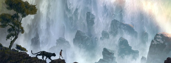 Disney's Live Action The Jungle Book First Trailer