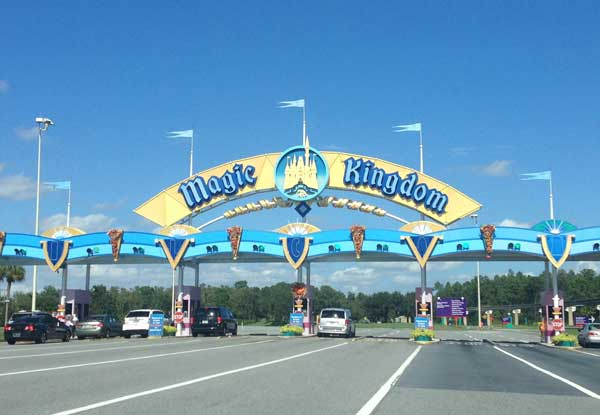 Cost of Parking Now Even Higher at Walt Disney World Resort