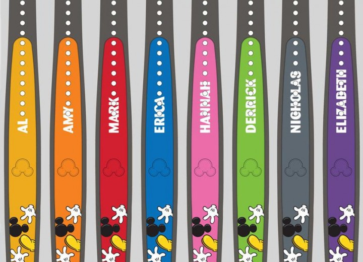 Create Your Own MagicBands at the Magic Kingdom