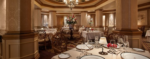 Victoria & Albert's Voted Again as one of Top Restaurants in the USA