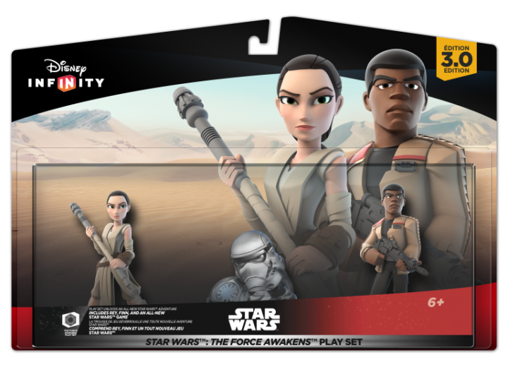 Star Wars Force Awakens Disney Infinity 3.0 Playset Incoming