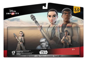 Disney Infinity 3.0 Force Awakens Play Set