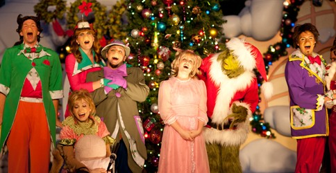 2015 Christmas Celebrations at Universal Orlando