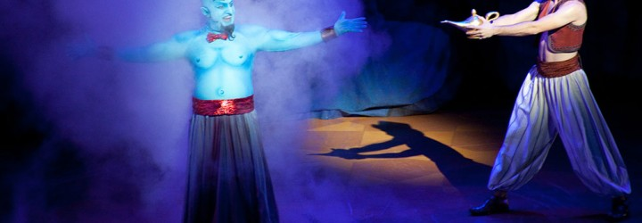 Disney's Aladdin – A Musical Spectacular Closing In January
