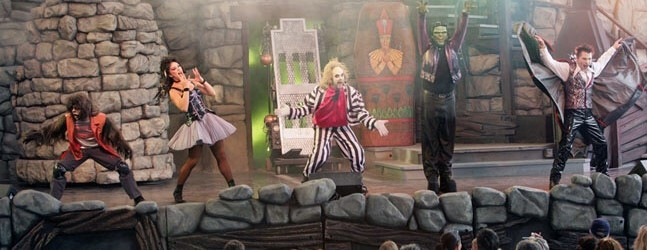 Universal Orlando Extends Run of Beetlejuice's Graveyard Revue