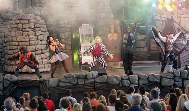Universal Orlando Extends Run of Beetlejuice's Graveyard Revue