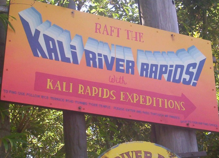 Kali River Rapids Closing for Refurbishment in January 2016