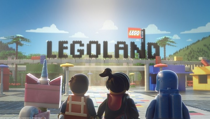LEGOLAND Showcases New 4D Attraction