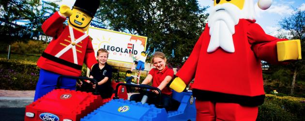 The 2015 LEGOLAND Florida Christmas Bricktacular
