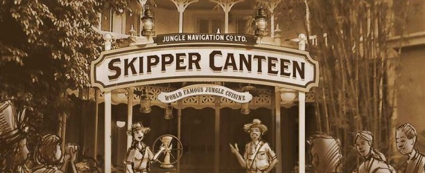 Disney Reveals More Details on the Skipper Canteen