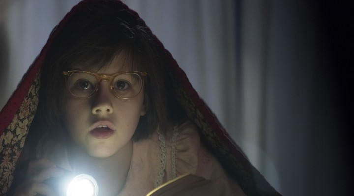 First Teaser Trailer For The BFG Released by Disney