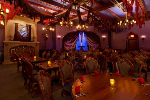 Be Our Guest Restaurant -West Wing Dining Room