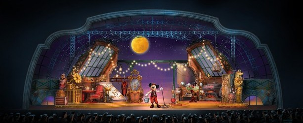 Mickey and the Magician Show coming to Disneyland Paris